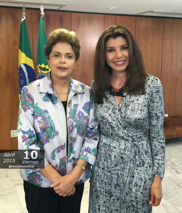 Patricia-Janiot-entrevista-exclusiva- presidenta-Brasil-Dilma-Rousseff-CNN-en-Español
