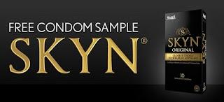 Get Free Samples of Skyn Condom