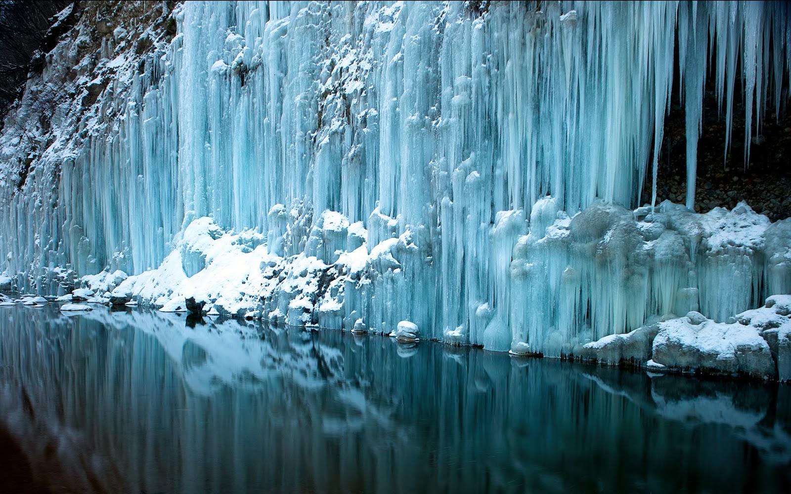 Hình nền Sông băng