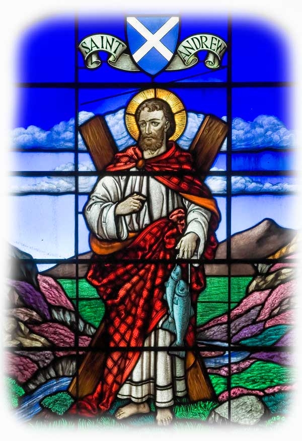 How Saint Andrew Became the Patron of Scotland | MYSTAGOGY ...
