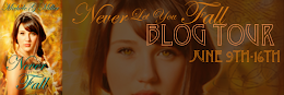 Never Let You Fall Blog Tour