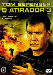 O Atirador 3 - DVDRip Dual Áudio
