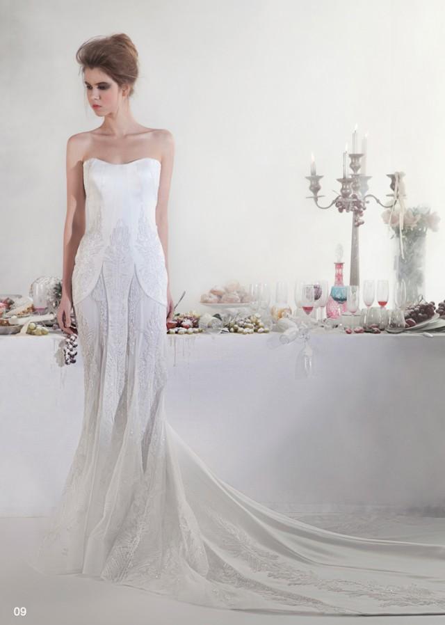Divinos vestidos de novias | Colección Basil Soda