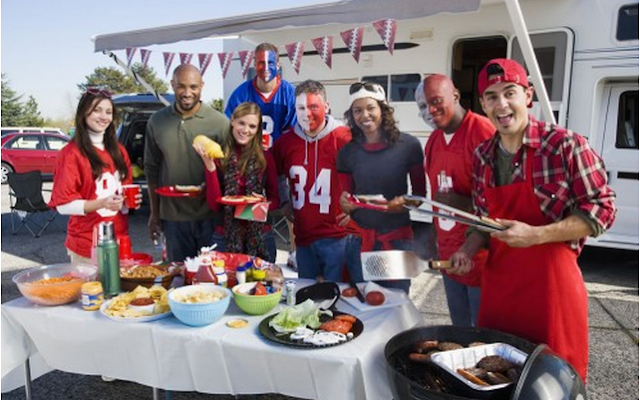 Six Grab and Go Tailgating Recipes