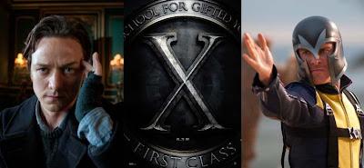 X-Men First Class 2 - Movie Sequel to X-Men First Class