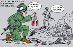 O apartheid de Israel