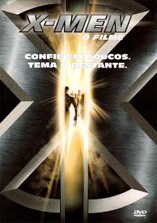 X-Men: O Filme - DVDRip Dual Áudio