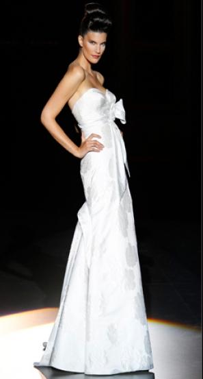 hannibal laguna - vestidos de novia 2011 ~ peinados para fiesta