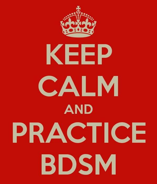 Practice BDSM your way.