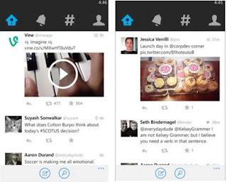 تحميل تطبيق تويتر الرسمي لنظام ويندوز 10 Twitter for windows
