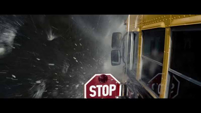 Man Of Steel Clark Kent School Bus Rescue
