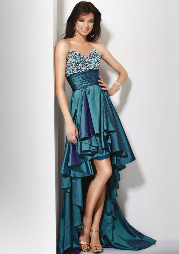 high low prom dresses fashion styles and collections