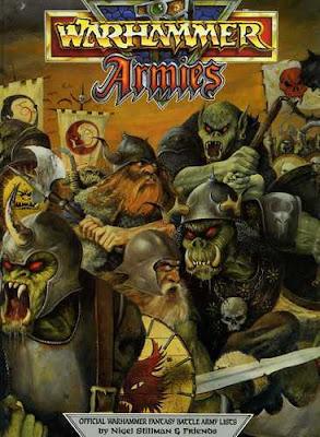 Warhammer Armies de la Tercera edición de Warhammer Fantasy Battle