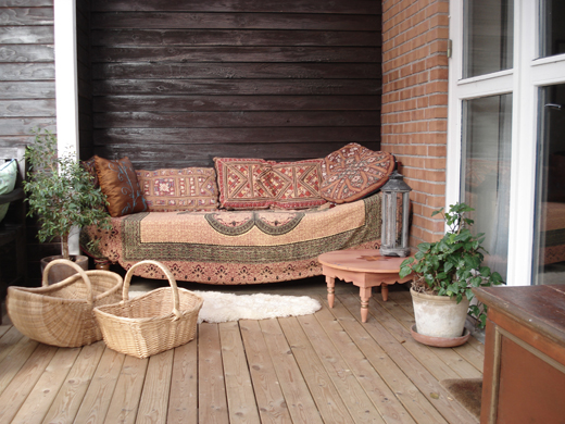 See u later, decorator!: terrasse inspiration!