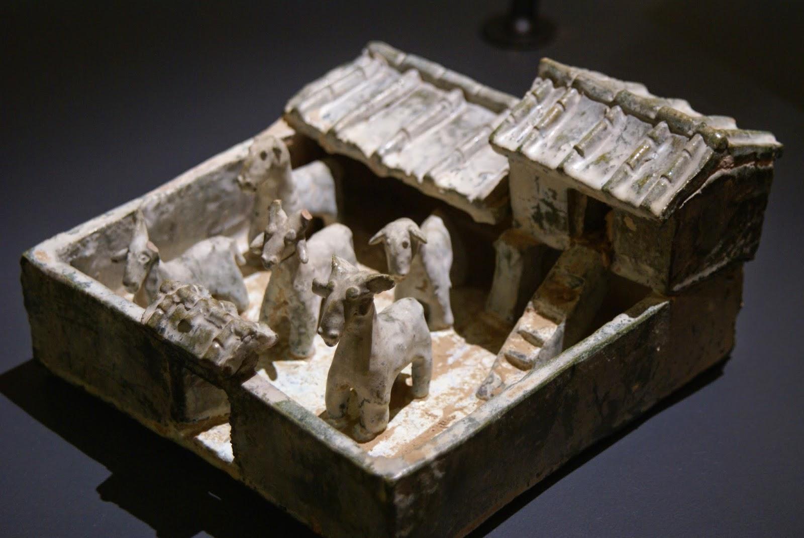 Splendeurs des Han Essor de l'empire celeste exposition musee Guimet