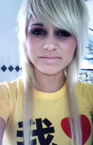 Nice Emo Hair