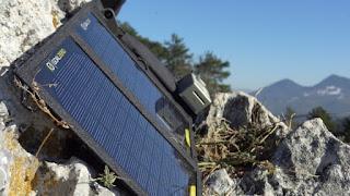 Foldable Solar Panel - Nomad 7