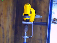 Ice Auger Drill Attachment