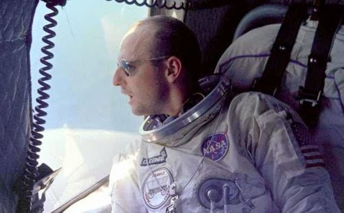 Commander Charles Pete Conrad NASA space program moon landing controversy science astronomy space astronauts apollo