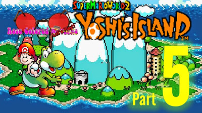 Nintendo released Yoshis Island for the SNES in 1995