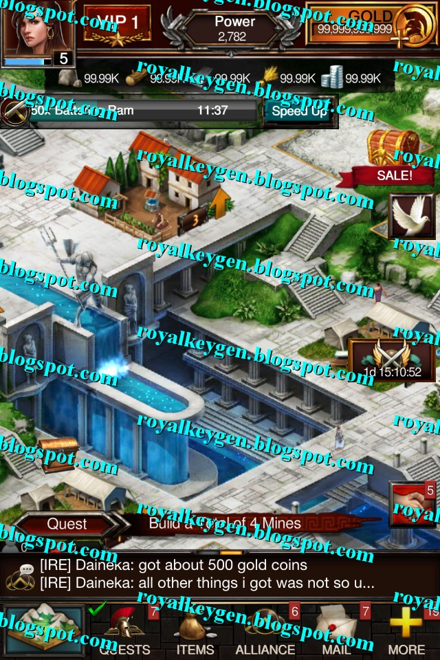 of my game it s just a proof that game of war hack tool works perfect