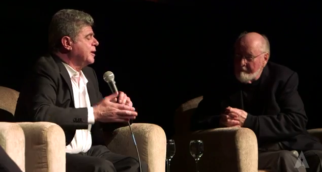John Williams and Gustavo Santaolalla