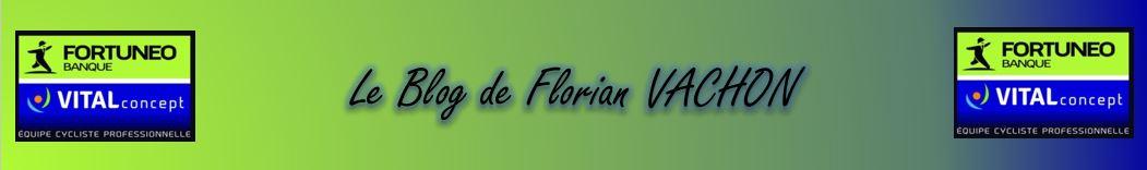 Florian VACHON Blog officiel Coureur cycliste professionnel