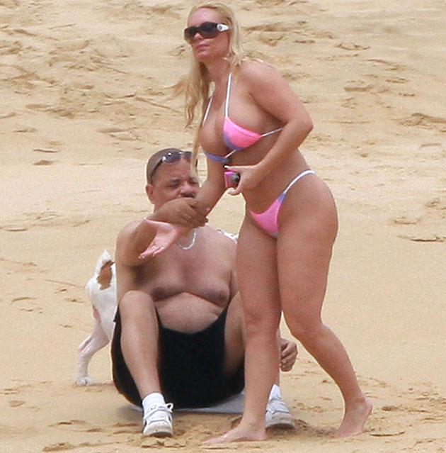 Coco ice t esposa desnuda