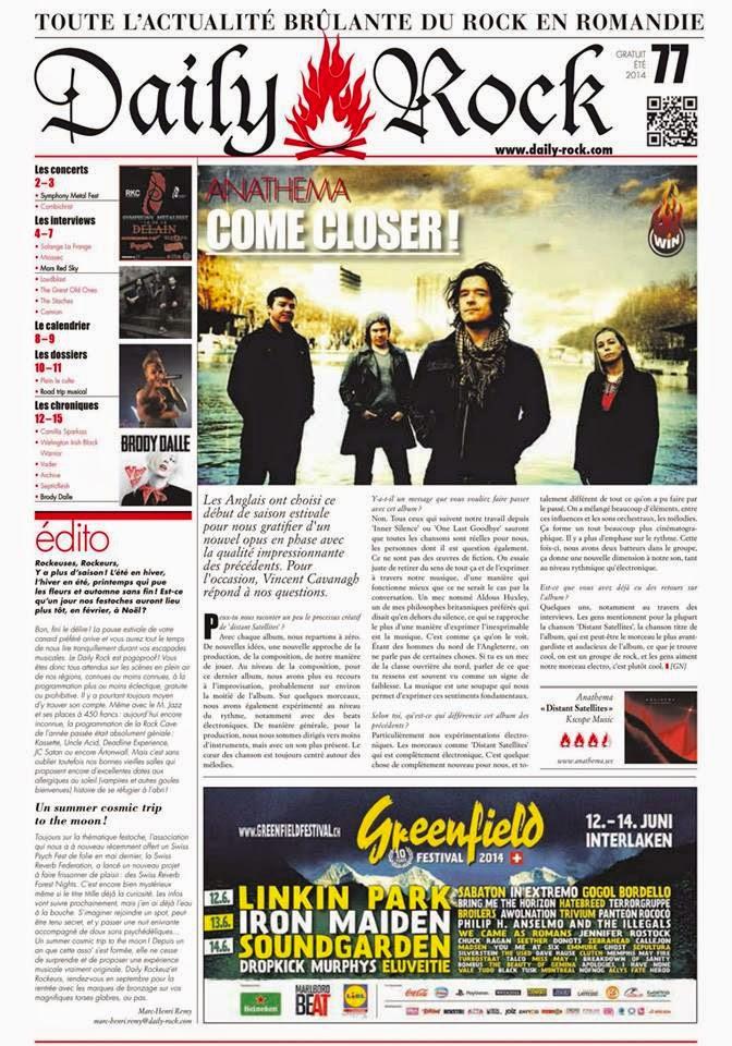 Magazine n° 77