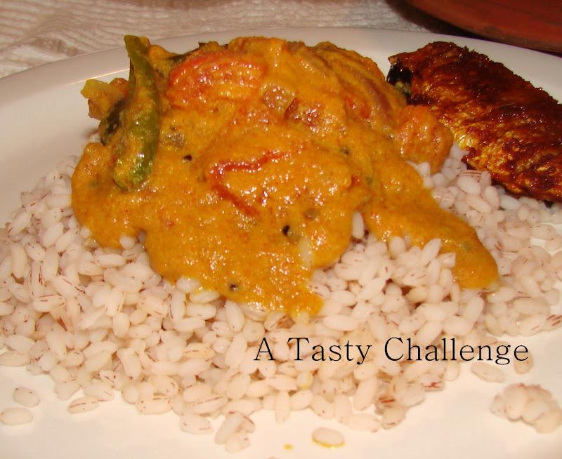 Pazhutha Thakkali/ Ripe Tomato Curry