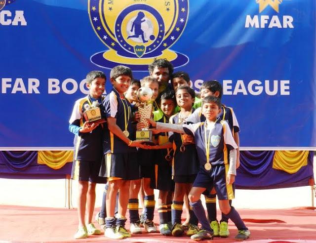 Bengaluru FC and Boca Juniors FC