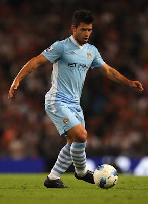 Sergio Aguero - Manchester City (2)