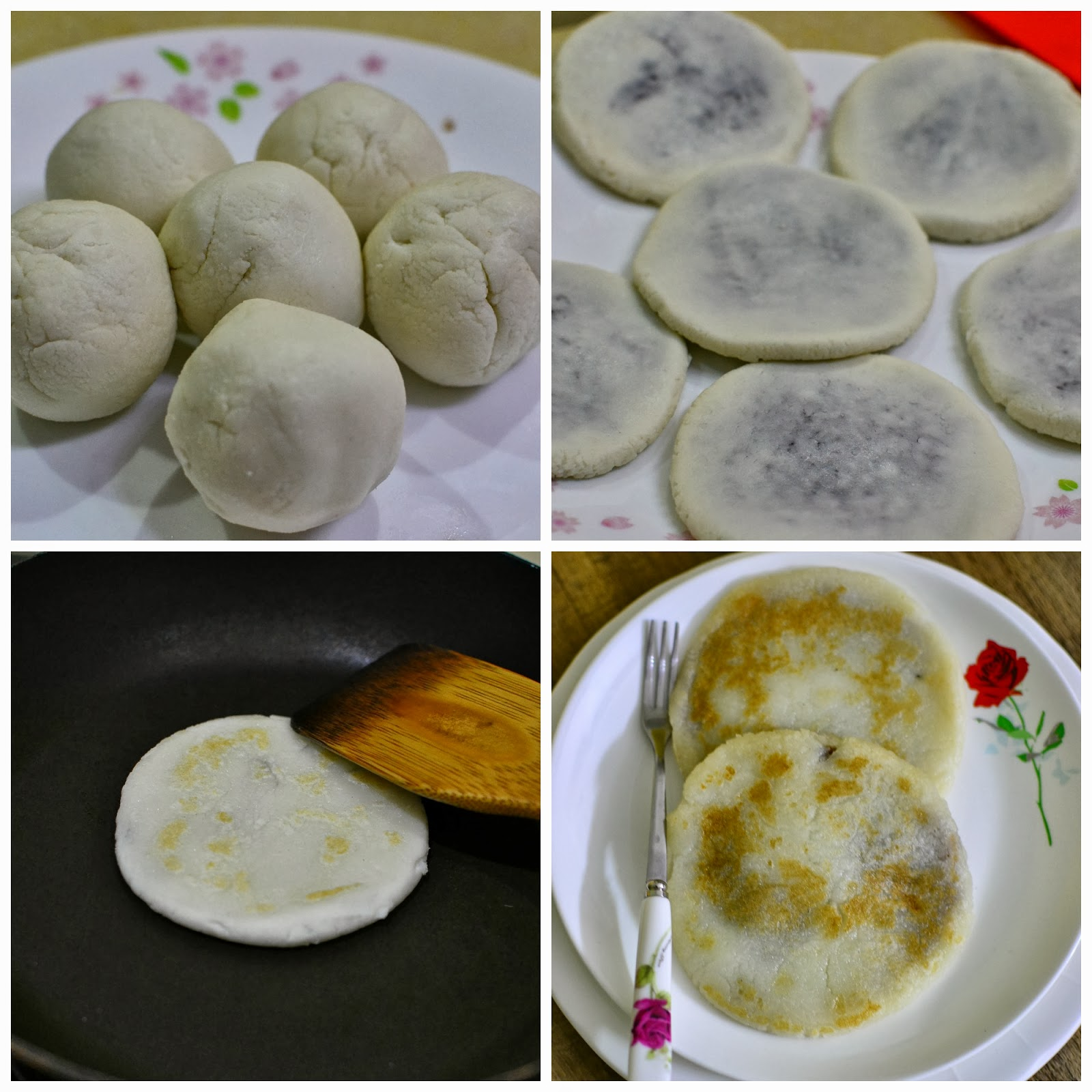 Through the kitchen door red bean glutinous rice cake red bean glutinous rice cake steamed buns with red bean paste ccuart Images