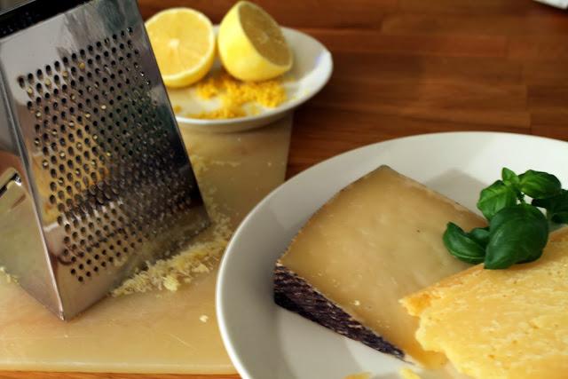 sitruunarisoton valmistus