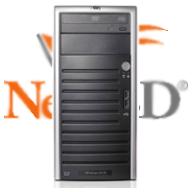 (HP ML110 Server)