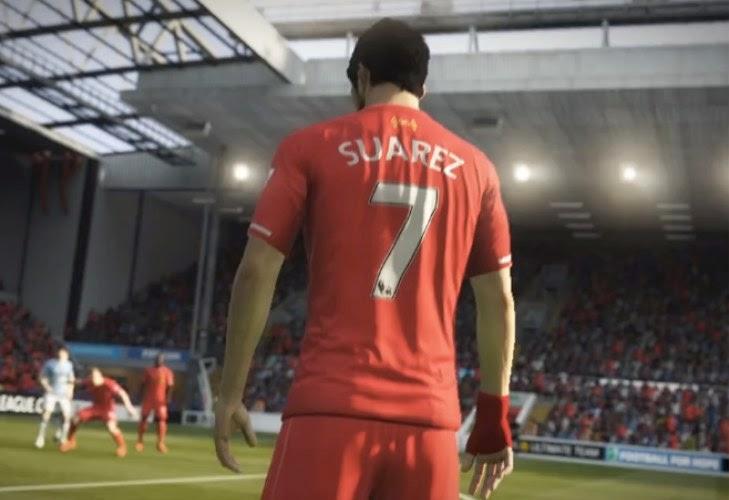 Trailer FIFA 15