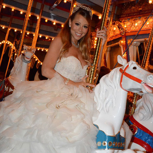 Mariah Carey And Nick Cannon Have The Wedding Of All Our