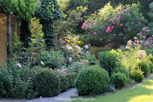 ein schweizer garten: 06/14, Garten und Bauen