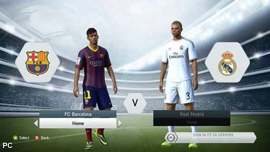 fifa 14 game free  full version
