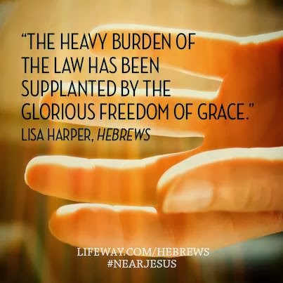Hebrews with Lisa Harper #NearJesus