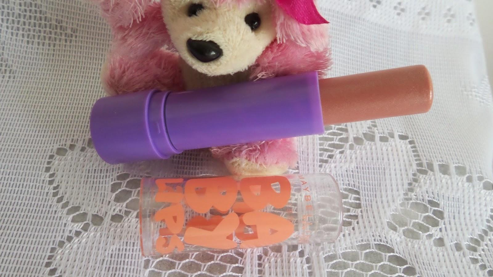 Protetor Hidrante labial Baby Lips Maybelline.