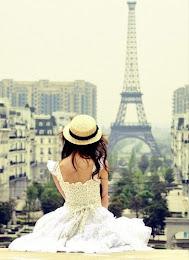 París es para los enamorados, tal vez por esa razón sólo estuve allí 35 minutos.