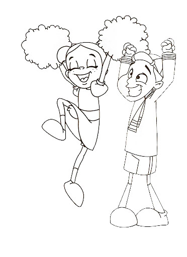 free coloring pages of quico el chavo