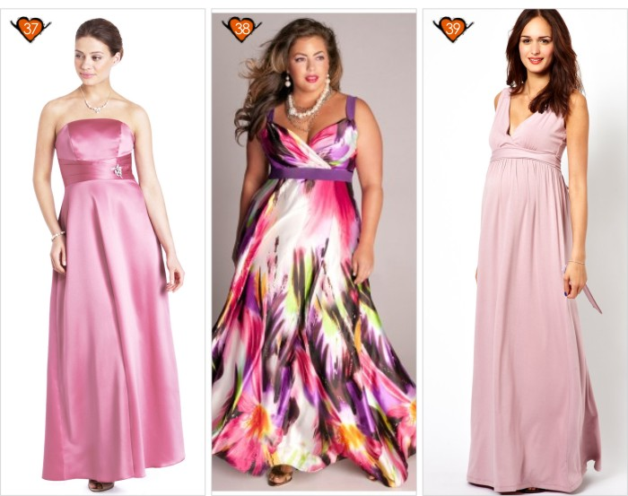 VÍSTETE QUE VIENEN CURVAS: 50 Vestidos de ceremonia para deslumbrar (2)