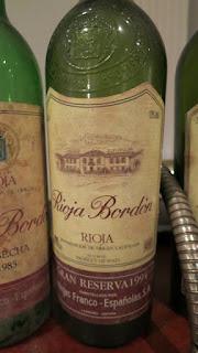 Rioja Bordón Gran Reserva 1994 - DOCa Rioja, Spain (91 pts)