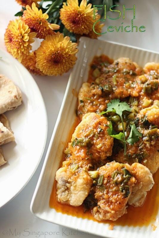 Best ever ceviche recipes best ever ceviche recipe for Fish ceviche recipe