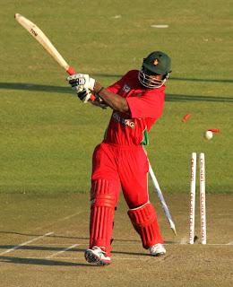 Brian-Vitori-bowled-by-Jaydev-Unadkat-Zimbabwe-vs-India-2nd-ODI