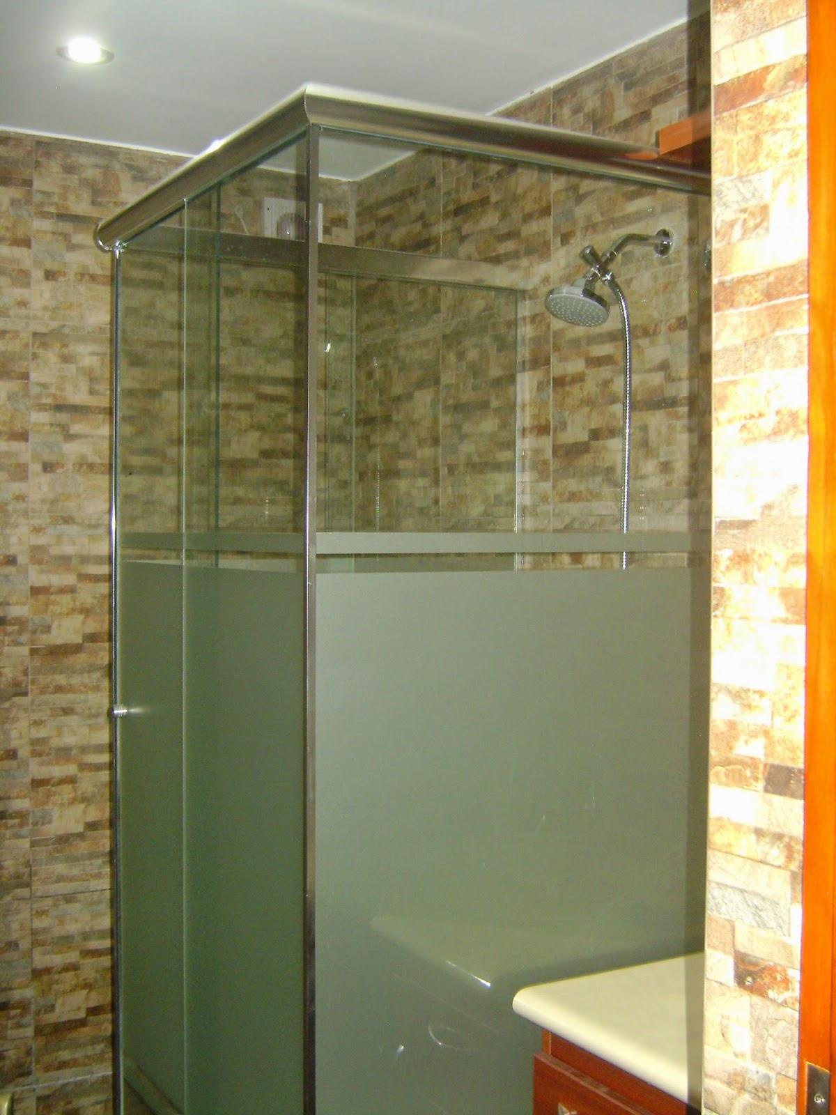 Lider soluciones generales puertas de ducha vidrio templado - Vidrios para duchas ...
