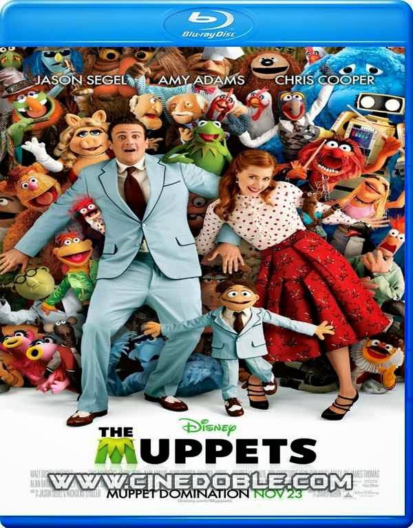 los muppets 2011 1080p latino Los Muppets (2011) 1080p Latino
