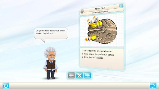 Einstein™ Brain Trainer HD apk